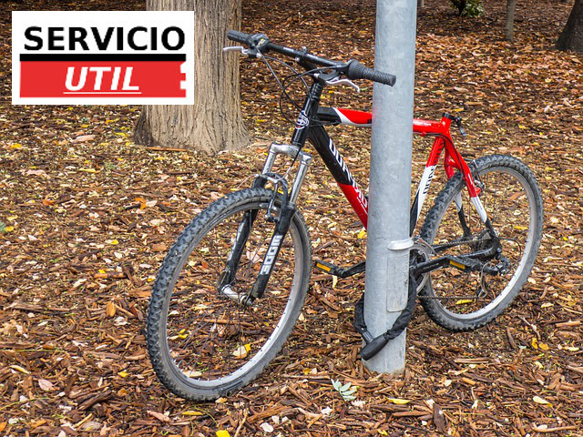 tipos de candados para bicicleta