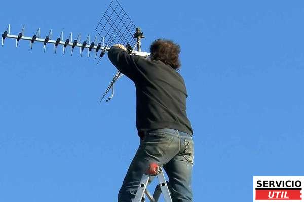 antenas para tv valencia