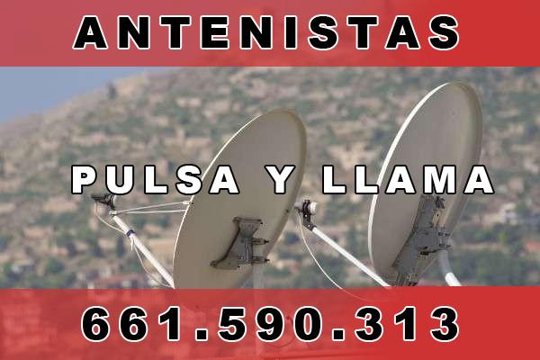 antenistas telefono pulsa y llama