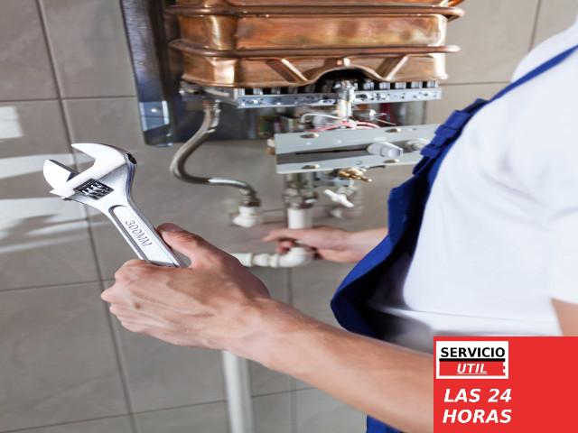 mantenimiento calderas de gas