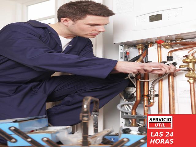 reparacion calderas de gas