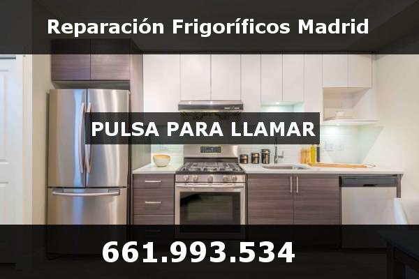 Reparacion frigorificos madrid servicio util