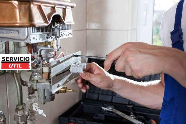 arreglo urgente calentadores Castellón