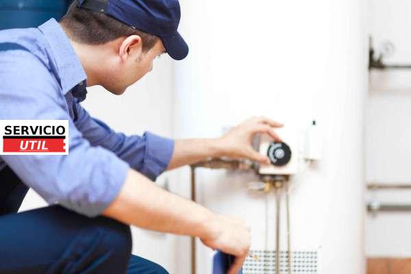 mantenimiento calentadores de gas Zaragoza