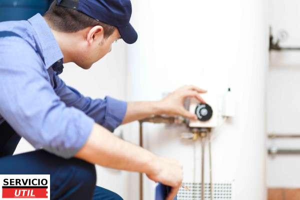 arreglo calentador de agua a gas malaga