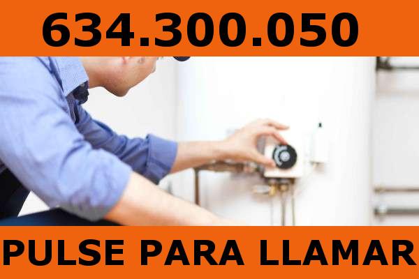 reparaciones termos electricos Sevilla
