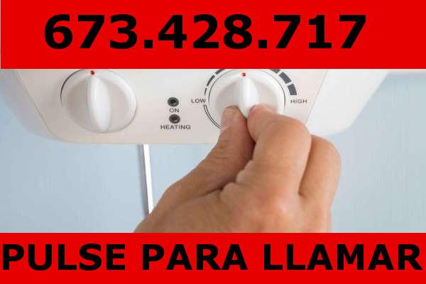 servicio tecnico termo Pamplona