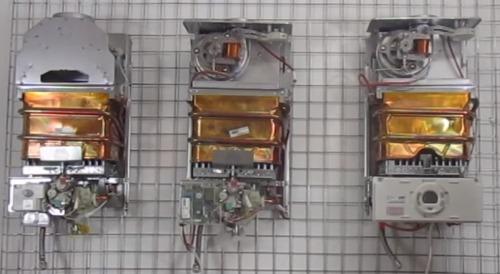 Cuánto cuesta un calentador de Gas
