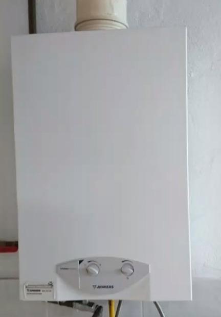 Por qué cambiar un calentador de gas