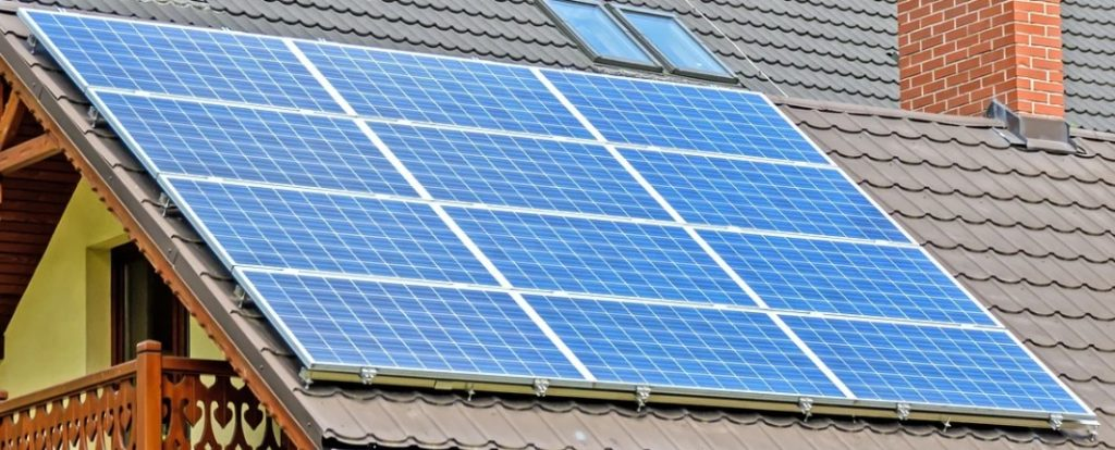 colocacion paneles solares